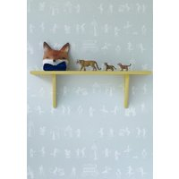 Hibou Home Wallpapers Animal Parade, HH00502