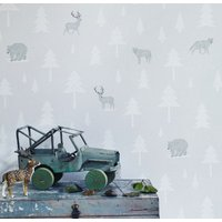 Hibou Home Wallpapers Into The Wild, HH00601