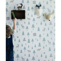 Hibou Home Wallpapers Into The Wild, HH00602