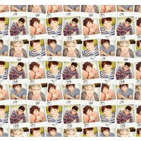 One Direction Murals One Direction Mural Collage, 1D-COLLAGE-005