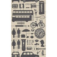 Graduate Collection Wallpapers Airfix London Taupe, 26212