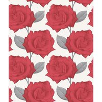Arthouse Wallpapers Rosa Red, 417507
