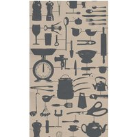Graduate Collection Wallpapers Airfix Kitchen Taupe, 31088