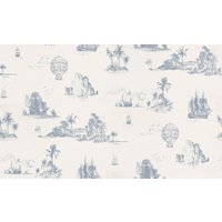 Casadeco Wallpapers Chantilly Toile, CHT2295 65 05