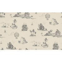 Casadeco Wallpapers Chantilly Toile, CHT2295 95 20
