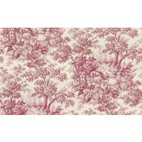 Little Greene Wallpapers Stag Toile , 0284SGBURGU