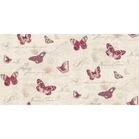 Albany Wallpapers Evelyn Red, 97823