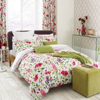 Sanderson Pillowcases Spring Flowers Oxford Pillowcase, 47030