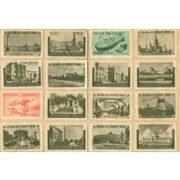 Linwood Wallpapers Back In The USSR, LW36/1