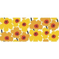 Marimekko Wallpapers Pieni Unikko Yellow, 17900