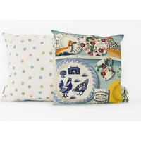 Emma Bridgewater Cushions The Dresser cushion - Duck Egg Hen, 10003