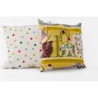 Emma Bridgewater Cushions The Dresser cushion - Lion Yellow House, 10015