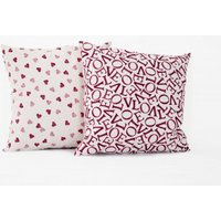 Emma Bridgewater Cushions Love Red Cushion, 10030