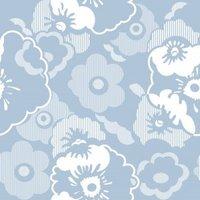 Mini Moderns Wallpapers Alice , AZDPT011 Powder