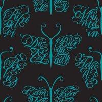Mini Moderns Wallpapers Camberwell Beauty , AZDPT018 Midnight