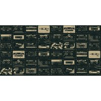 Mini Moderns Wallpapers C60 , AZDPT009 Chalkboard
