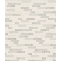 Albany Wallpapers Oblong Granite Grey/Silver, 89193