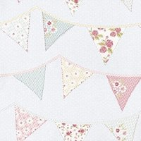 Albany Wallpapers Bunting Blue, 238709