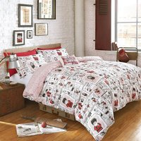 Beano Duvet covers Beano Scrapbook Double Duvet Set, 563010