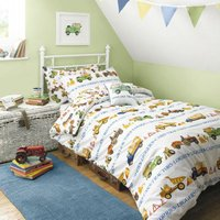 Emma Bridgewater Duvet covers Emma Bridgewater Men at Work Single Duvet set, 369005