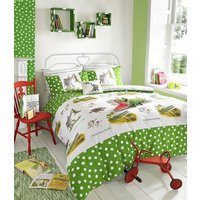 Roald Dahl Duvet covers The Enormous Crocodile Single Bedding Set, 453005