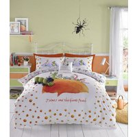 Roald Dahl Duvet covers James and The Giant Peach Single Duvet Set, 455005