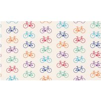 Ginger & French Wallpapers Bicycle Multi, WP01