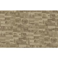 Barneby Gates Wallpapers This Other Eden Vintage Gold, BG0100101