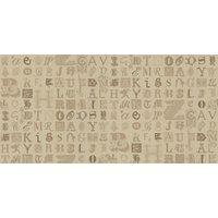 Barneby Gates Wallpapers Typecast Vintage Gold, BG0400201