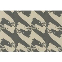 Barneby Gates Wallpapers The Dogs Charcoal, BG0800101