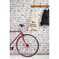 Ella Doran Wallpapers Bikes of Hackney, Bikes of Hackney