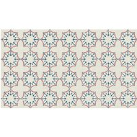 Barneby Gates Wallpapers Anchor Tile Red/ White/ Blue, BG1000101