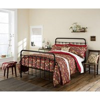 Morris Duvet covers Strawberry Thief Crimson Super King Duvet, 103215