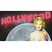 Paper Moon Murals Cut & Paste Marilyn, 4500011