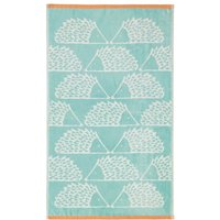 Scion Towels Spike Bath Sheet Aqua, 188735