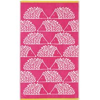 Scion Towels Spike Bath Sheet Pink, 188775