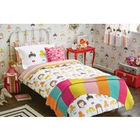Scion Duvet covers Hello Dolly Single Duvet Set, 121005