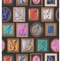 Lee Jofa Wallpapers Hunt Slonem Bunny Wall, GWP-3410.8.0