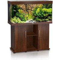 Juwel Rio 300 Aquarium and Cabinet - Dark Wood