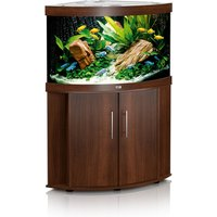 Juwel Trigon 190 Aquarium and Cabinet - Dark Wood