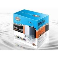 Betta Cube Nano Aquarium from JandK 8 inch