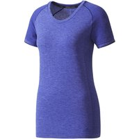 Adidas Womens Primeknit SS Tee Running Short Sleeve Tops