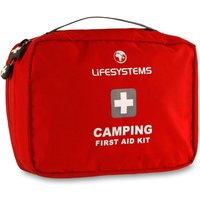 Lifeventure Camping First Aid Kit Red One Size First Aid Kits