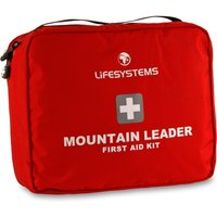 Lifeventure Mountain Leader First Aid Kit Red One Size First Aid Kits