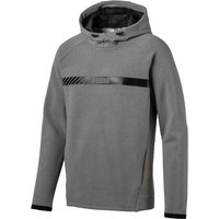Puma Active Tec Stretch Gym Hoody Long Sleeve Running Tops