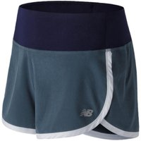 New Balance Womens Imact Run Short Running Shorts