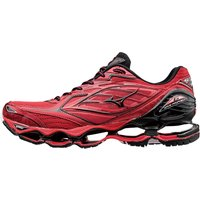 Mizuno Wave Prophacy 6 Shoes Red UK 7 Cushion Running Shoes