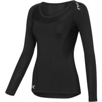 2XU Womens Core Compression Long Sleeve Top Compression Base Layers