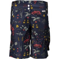 Maloja Womens WeisskleeM. Baggy Shorts Baggy Cycling Shorts