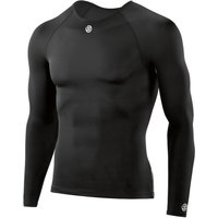 SKINS DNAmic Team Long Sleeve Top   Compression Base Layers